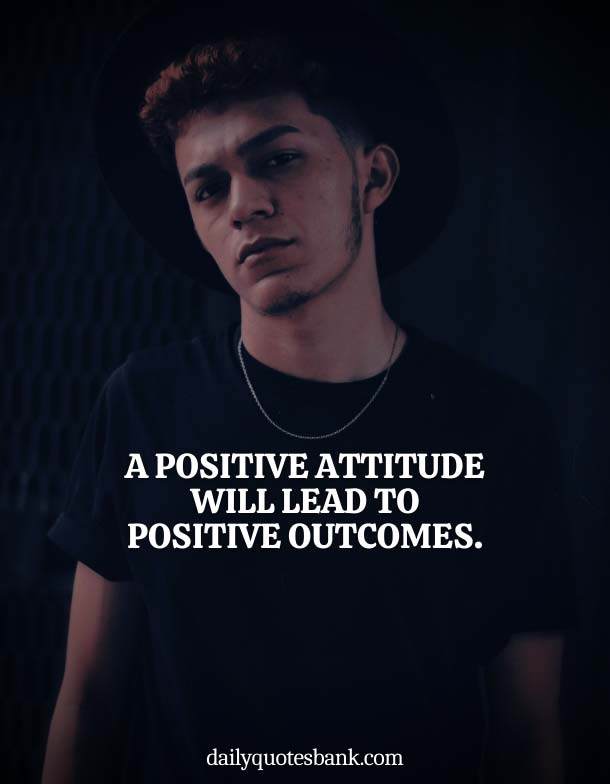 Anonymous Quotes On Attitude
