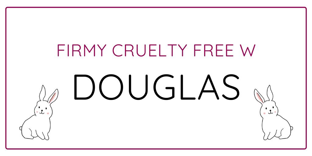 DOUGLAS / LISTA FIRM CRUELTY FREE