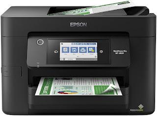 Epson Workforce Pro WF-4820 Wireless Drivers Download