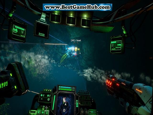 Aquanox Deep Descent Torrent Game Download Free