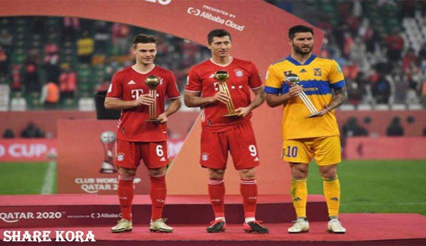 تعرف على افضل 3 لاعبين في بطولة كأس العالم للأندية