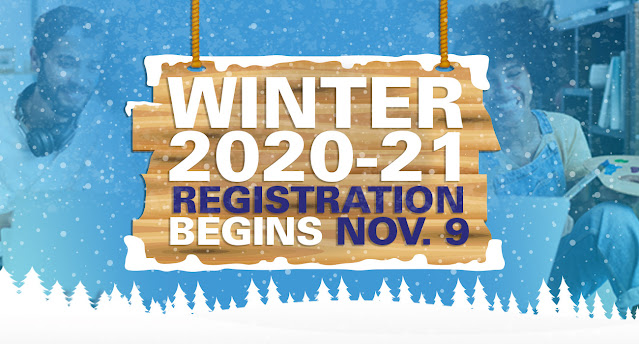 winter registration