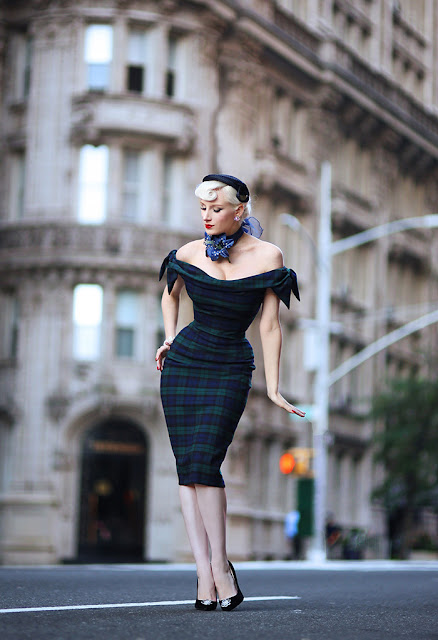 The Girl With The Impossible Waist: Model Rachel Ann Jensen Talks Corset Training, Pinup Fashion, And More