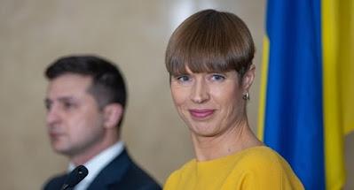 Кальюлайд не советует инвестировать в Украину