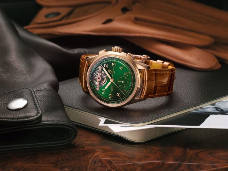 Breitling Premier B21 Chronograph Tourbillon 42 Bentley Limited Edition