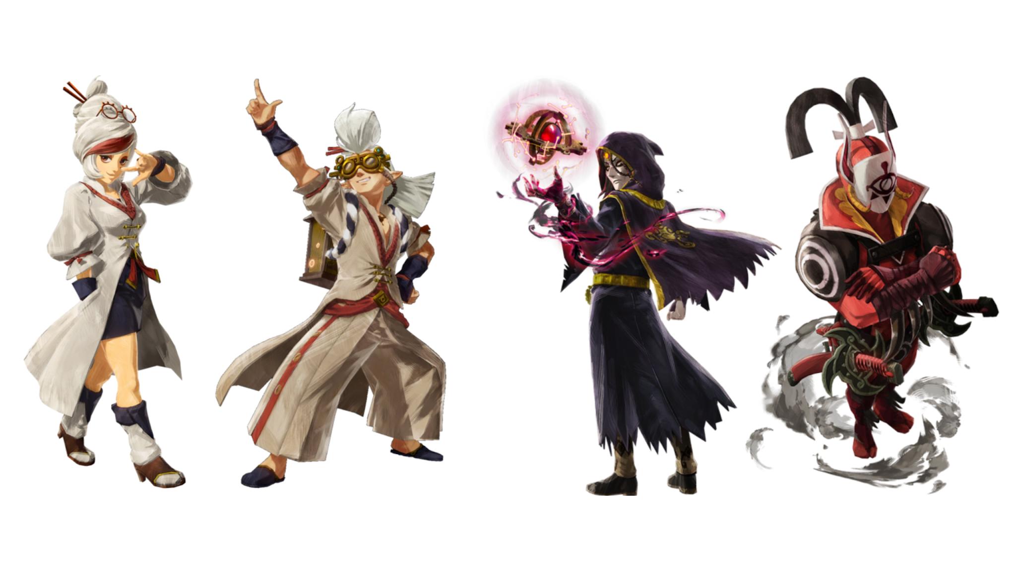 Hyrule Warriors Age Of Calamity Switch Indicios De Personagens Por Dlc Sao Encontrados No Codigo Nintendo Blast