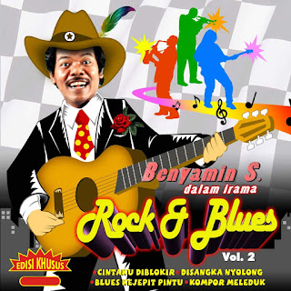 Benyamin S. - Benyamin S Dalam Irama Rock & Blues, Vol. 2 on iTunes