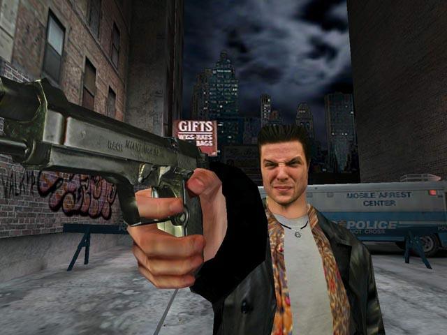 max payne - Max Payne 1 & 2 PC