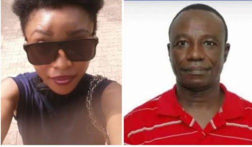 Sex-for-mark: Alleged victim, Monica Osagie, appears before Obafemi Awolowo University (OAU) panel
