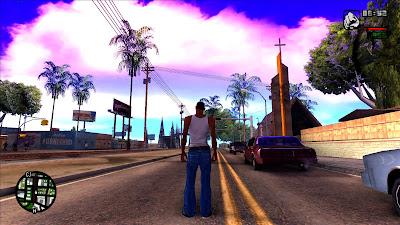 GTA San Andreas Remastered Enb Low Pc Mod