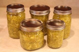 IMG 7391 - Homemade Relish