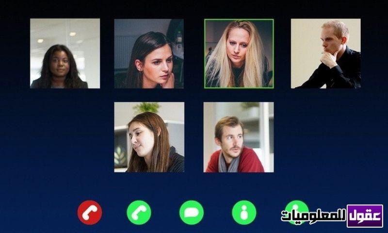 أفضل تطبيقات للاجتماعات فيديو للايفون