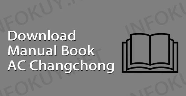 download manual book ac changchong