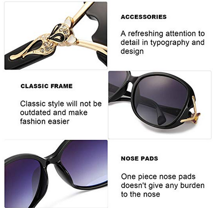a1dbde40b38  UV400 PROTECT YOUR EYES Oversized sunglasses are TAC lenses