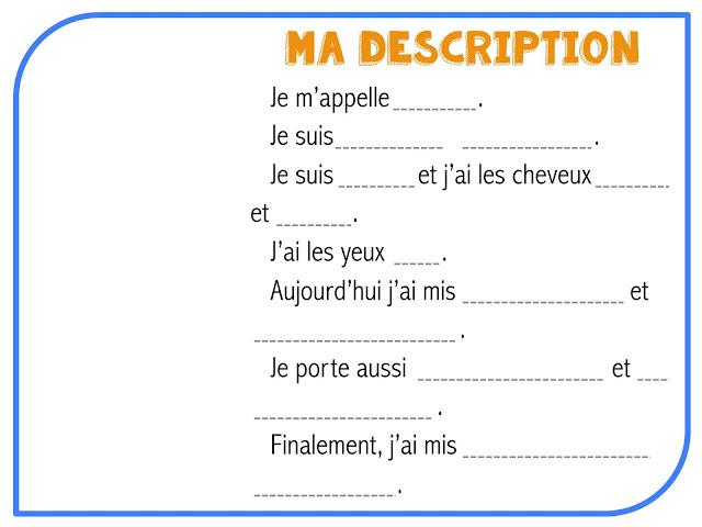 Opisywanie osób - ćwiczenie 2 - Francuski przy kawie