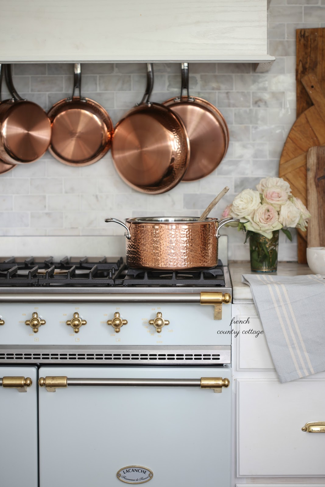 French pots copper pan made in France cooking pots cooking pan country kitchen pots and pans farmhouse, country pan French country