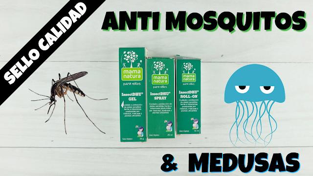 antimosquitos insectdhu mama natura antimedusas sello calidad madresfera