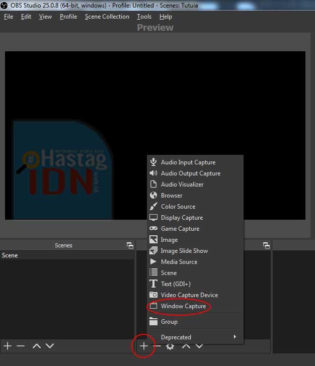 Koneksikan Zoom ke OBS Studio