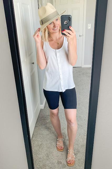 6 Ways to Wear Biker Shorts