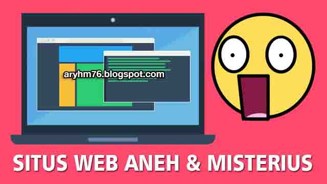 Web Misterius