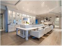7 Inspirasi Dari Desain Dapur Mewah Selebriti Dunia