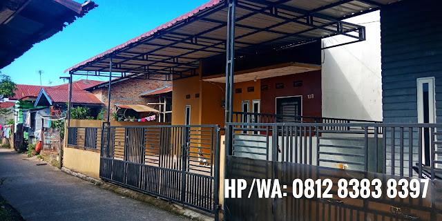 Rumah murah dekat kampus USU hanya 525 Juta SHM di Jl. Bunga Teratai 14 Padang Bulan Medan Sumatera Utara