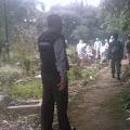 Polisi Amankan Pemakaman Jenazah Pasien Covid-19 Di Mrebet