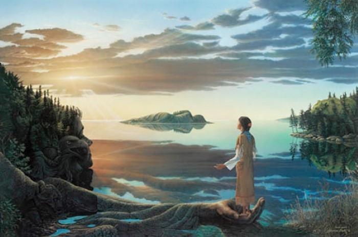 Мир человечности и духовности