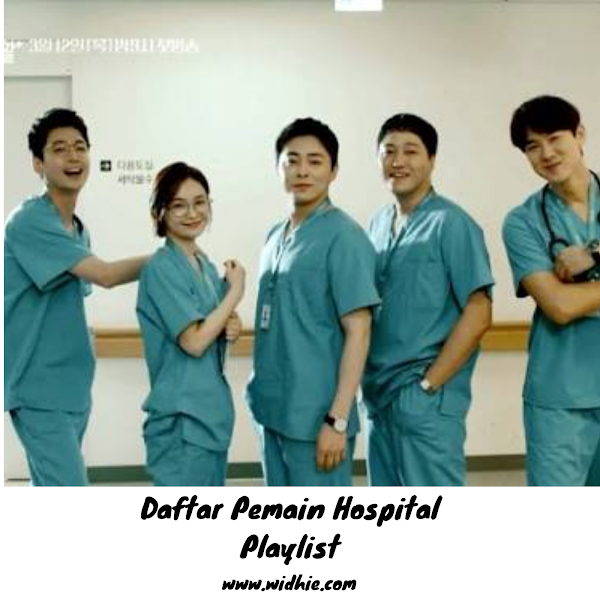 Daftar Pemain  Hospital Playlist