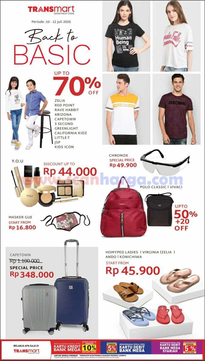 Katalog Promo JSM Carrefour Weekend 10 - 12 Juli 2020 3