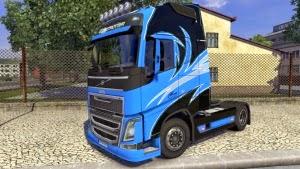 HHA skin for Volvo 2012