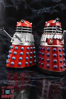 Custom 'Mutation of Time' Red Dalek 30