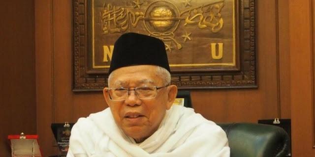 Sebut Rangkap Jabatan Bukan Pelanggaran, Ma`ruf Amin Dinilai Haus Jabatan