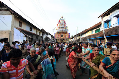 Kalpathy Chariot Festival
