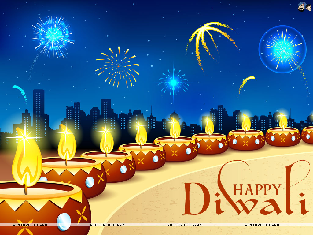 Happy Diwali 2018 Wallpapers Images
