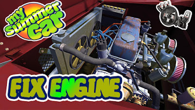 Download , Mod, Motor inquebravel  para o jogo My Summer Car