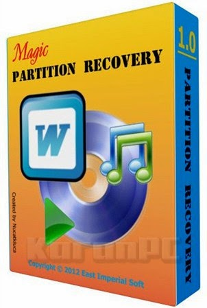 Magic Partition Recovery 2.3