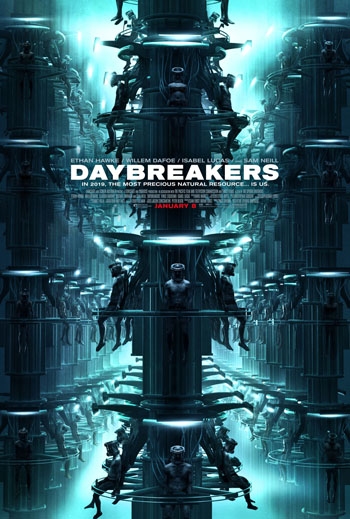 Daybreakers 2009 Dual Audio