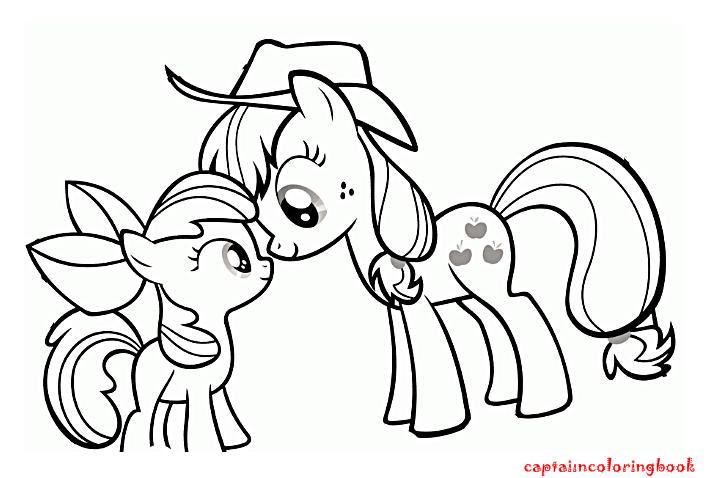 Gemütlich Meine Kleine Pony Freundschaft Ist Magische Malvorlagen ...