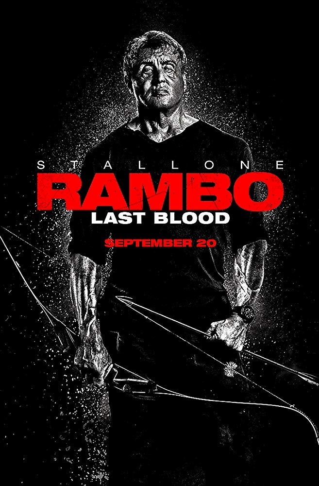 Action, Sylvester Stallone, John Rambo, Rambo Last Blood, Rambo, Movie Review by Rawlins,
