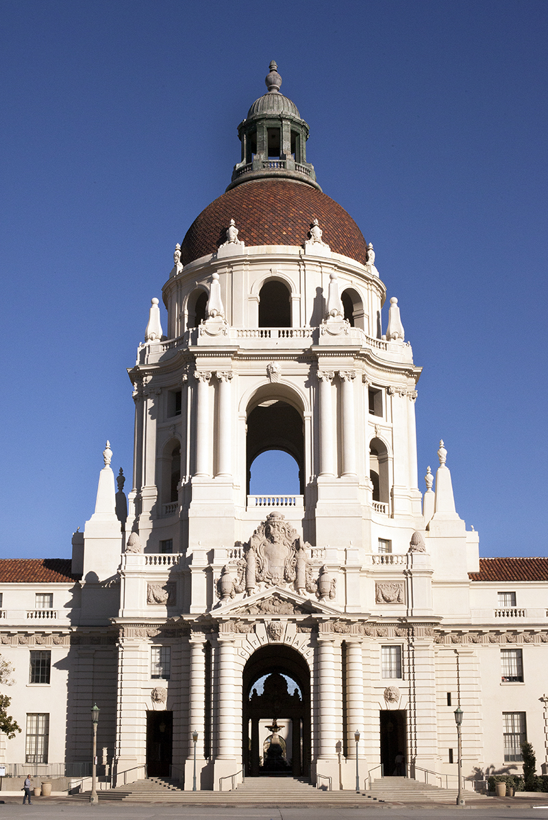 Pasadena City Hall, Pawnee City Hall, Parks and Recreation