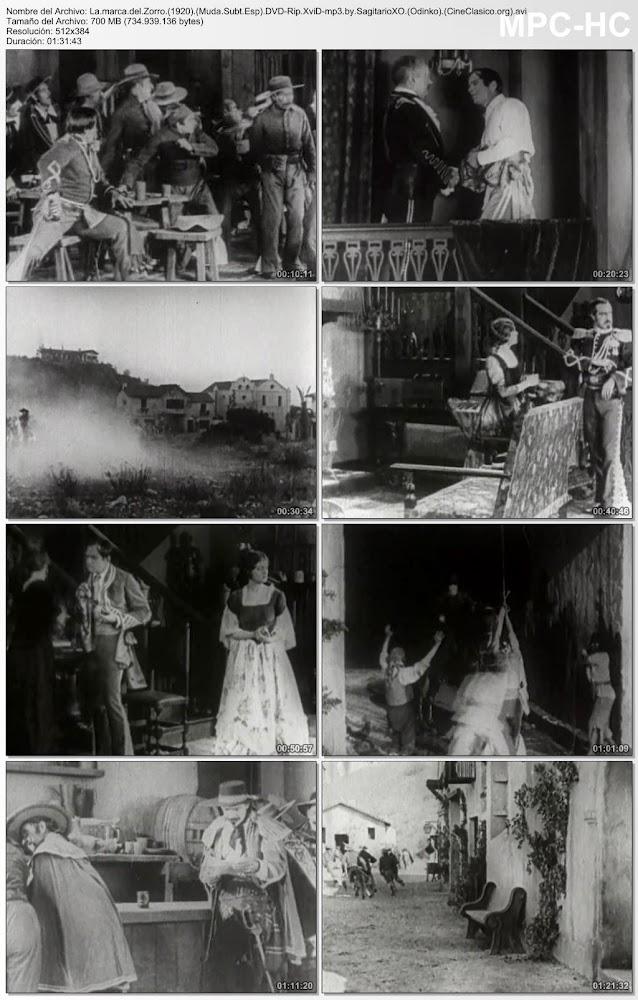 La marca del Zorro ( 1920 )