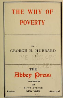 The why of poverty