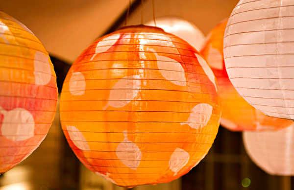 Arte Color Como hacer faroles chinos