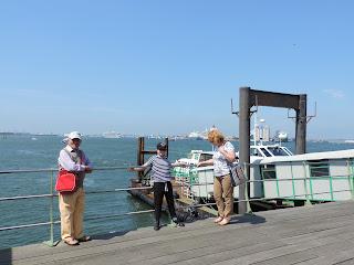 hythe pier ferry to southampton
