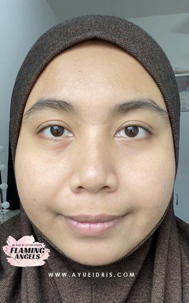 Skin journey guna Timewise Age Minimize 3D Mary Kay selama 5 bulan