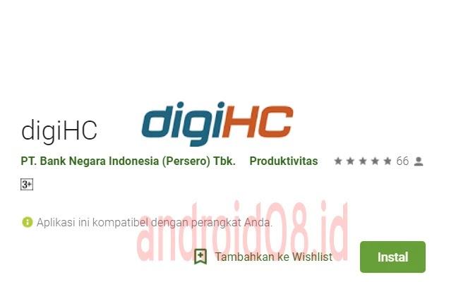 Download BNI DigiHC Root Terbaru