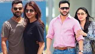 Who is Saif Ali Khan called 'best couple