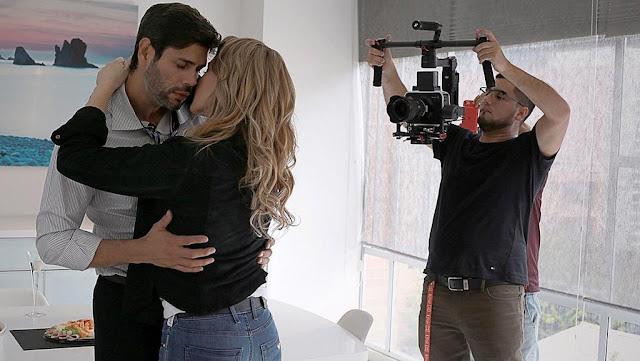 Natalia Denegri protagonizará un corto junto a Juan David Galindo