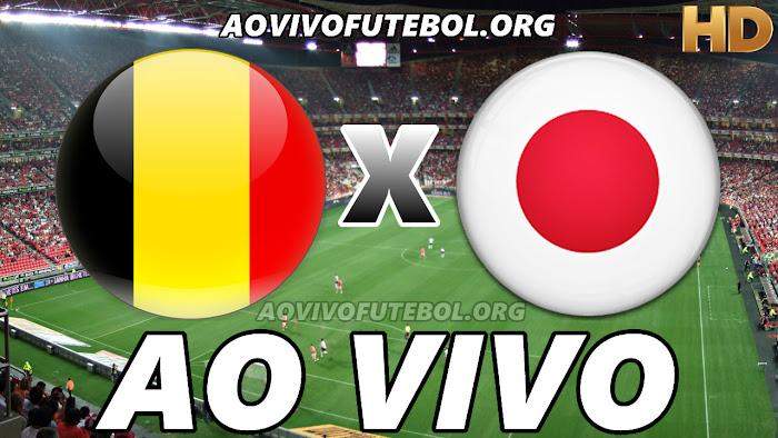Assistir Bélgica x Japão Ao Vivo Online Grátis